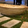 "Travertine bathtub ""Culla"""