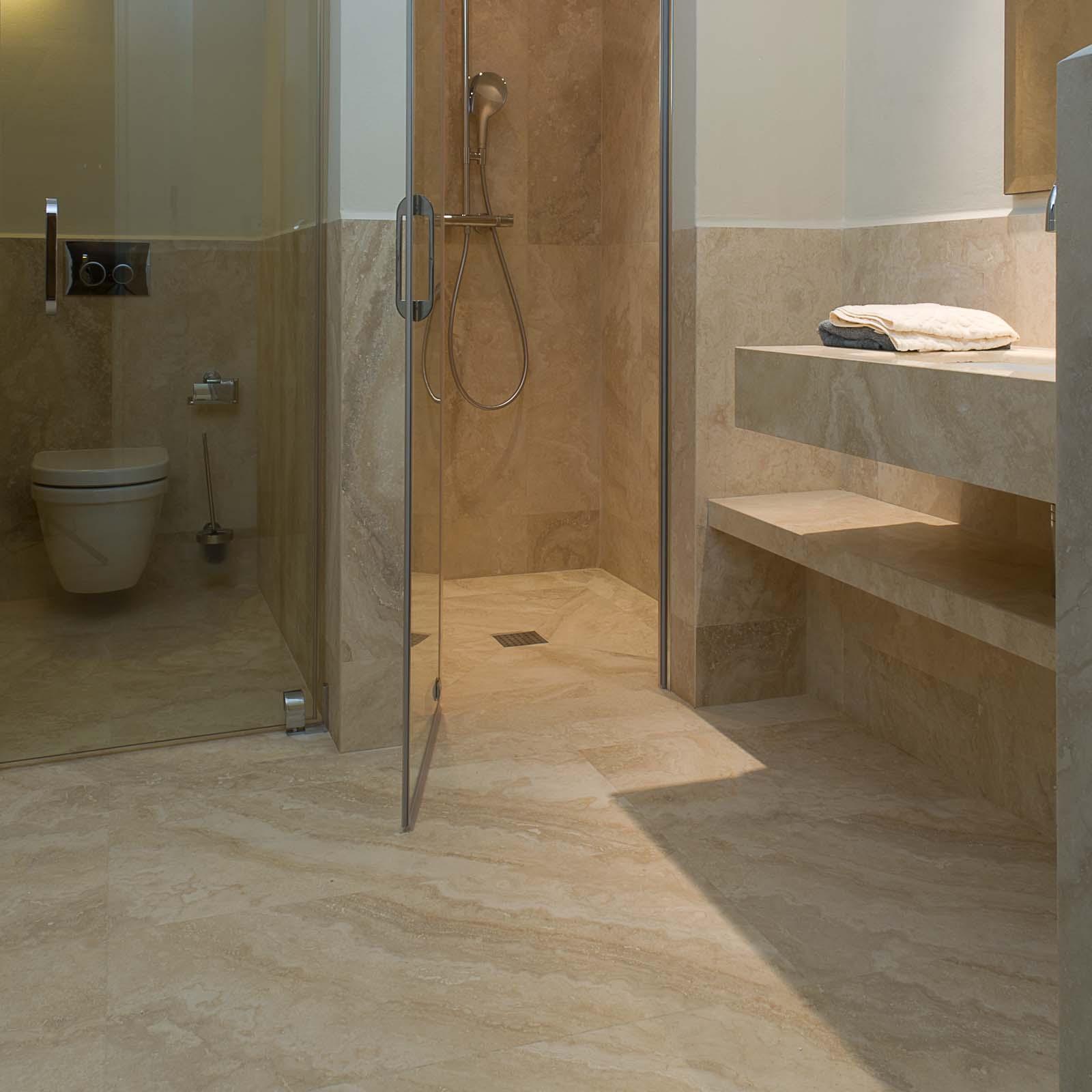 Bagno in muratura quotes - Piastrelle doccia ...