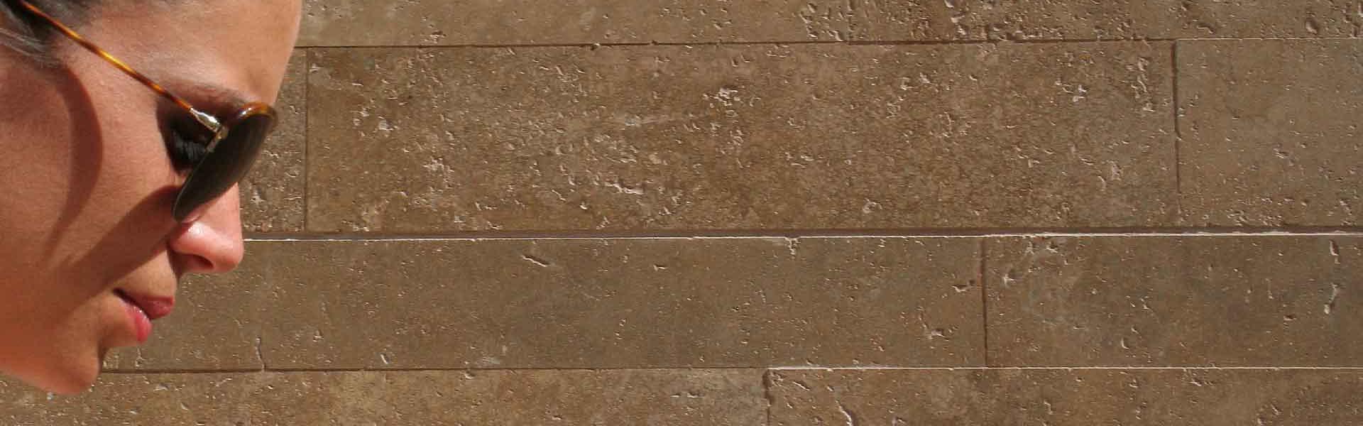 Rivestimenti in pietra naturale per interni ed esterni