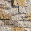 "Mosaik aus Travertin ""5,0x10,0 Multicolor"" Spacco"