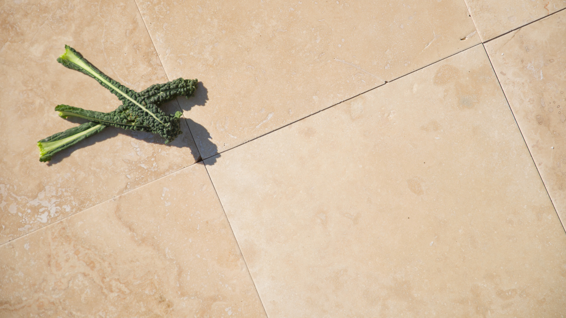 Foto 9 pavimento in pietra di rapolano chiara in una casa - Cucina per casa ...