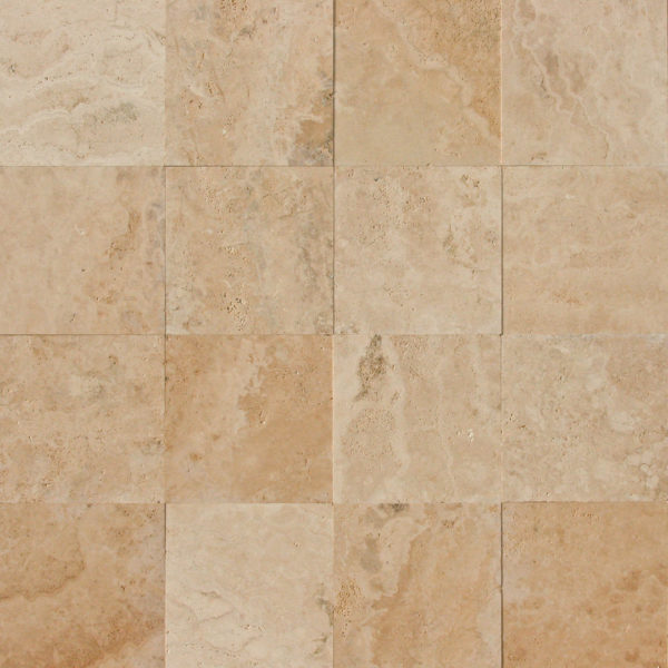 "Cross-cut travertine ""Becagli Chiaro"""