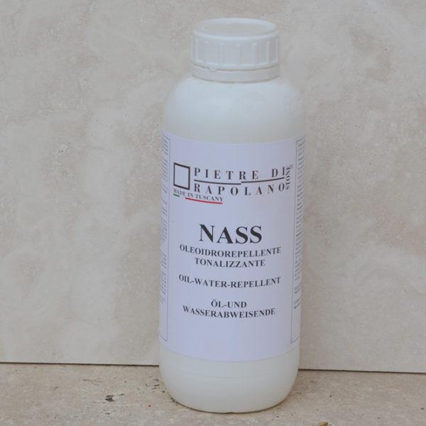 """Trattamento per travertino a base alcolica """"NASS"""""""