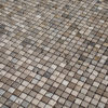 "Mosaik aus Travertin ""1,5x1,5 Tuscany Mix"" Ciottolo"