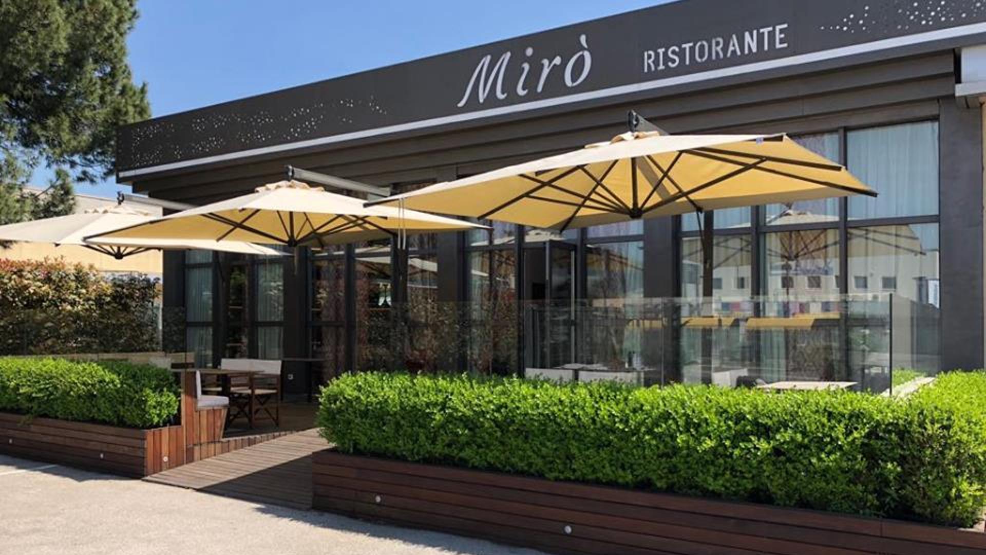 Foto von Restaurant Mirò in Florenz von Pietre di Rapolano
