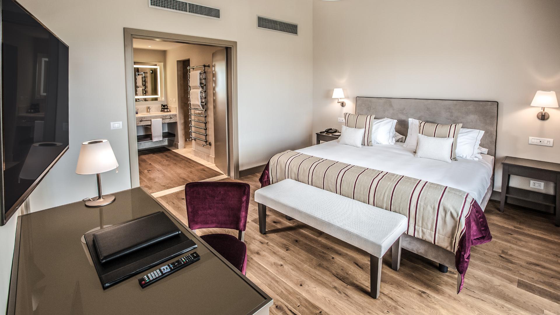 Foto von Hotel Resort in Castelfalfi von Pietre di Rapolano