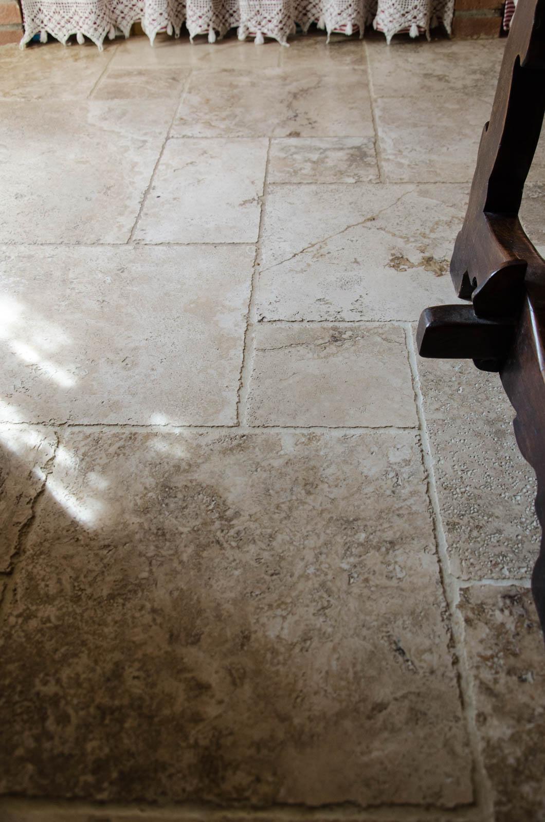 pavimenti terra chiara casa in campagna stile country shabby chic