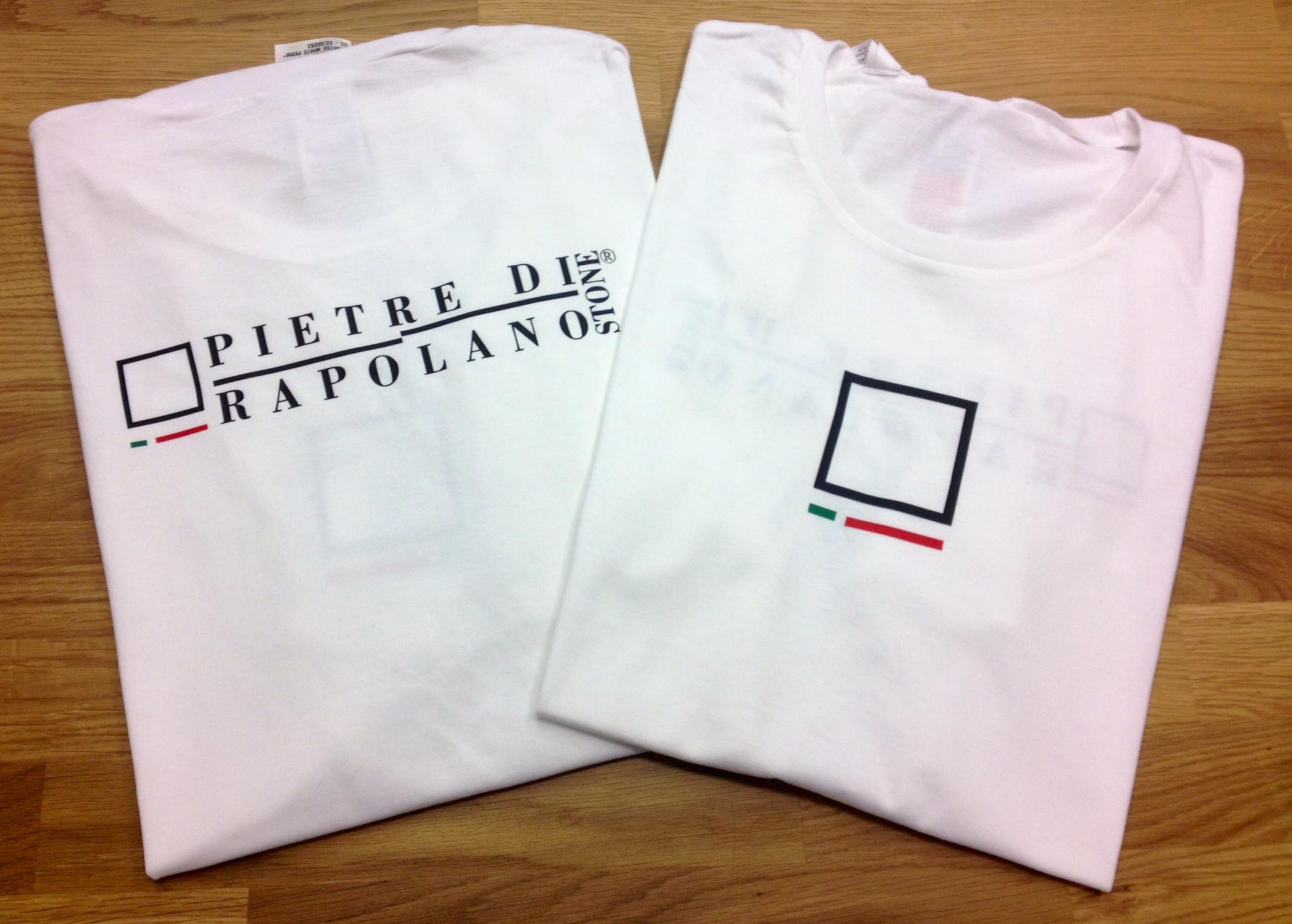 Pietre di rapolano t-shirts