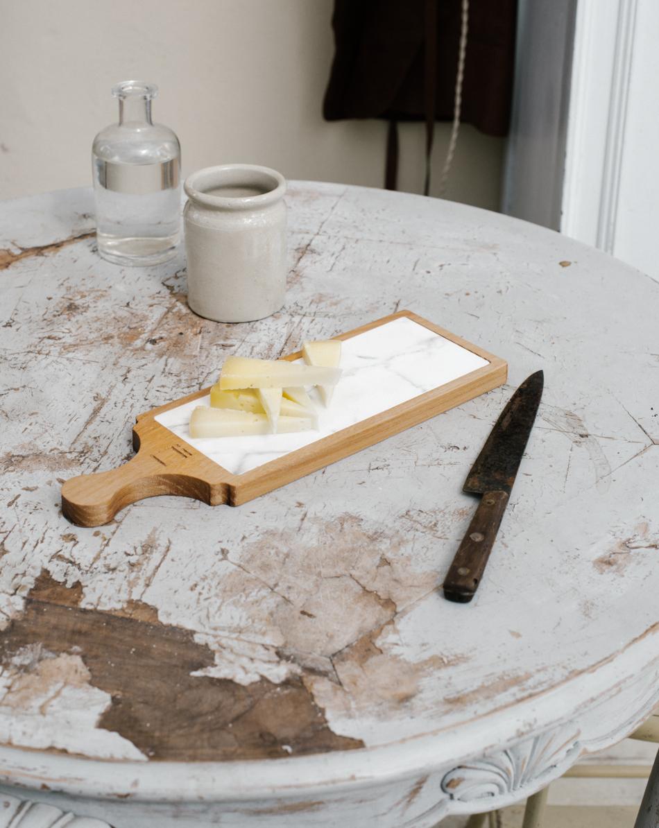 Tagliere in marmo per la cucina - Pietre di Rapolano