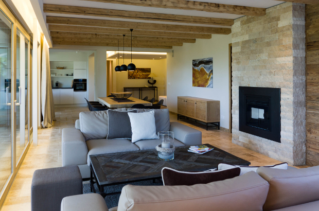 Picture of Fireplaces by Pietre di Rapolano