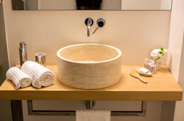 Foto von Waschbecken von Pietre di Rapolano