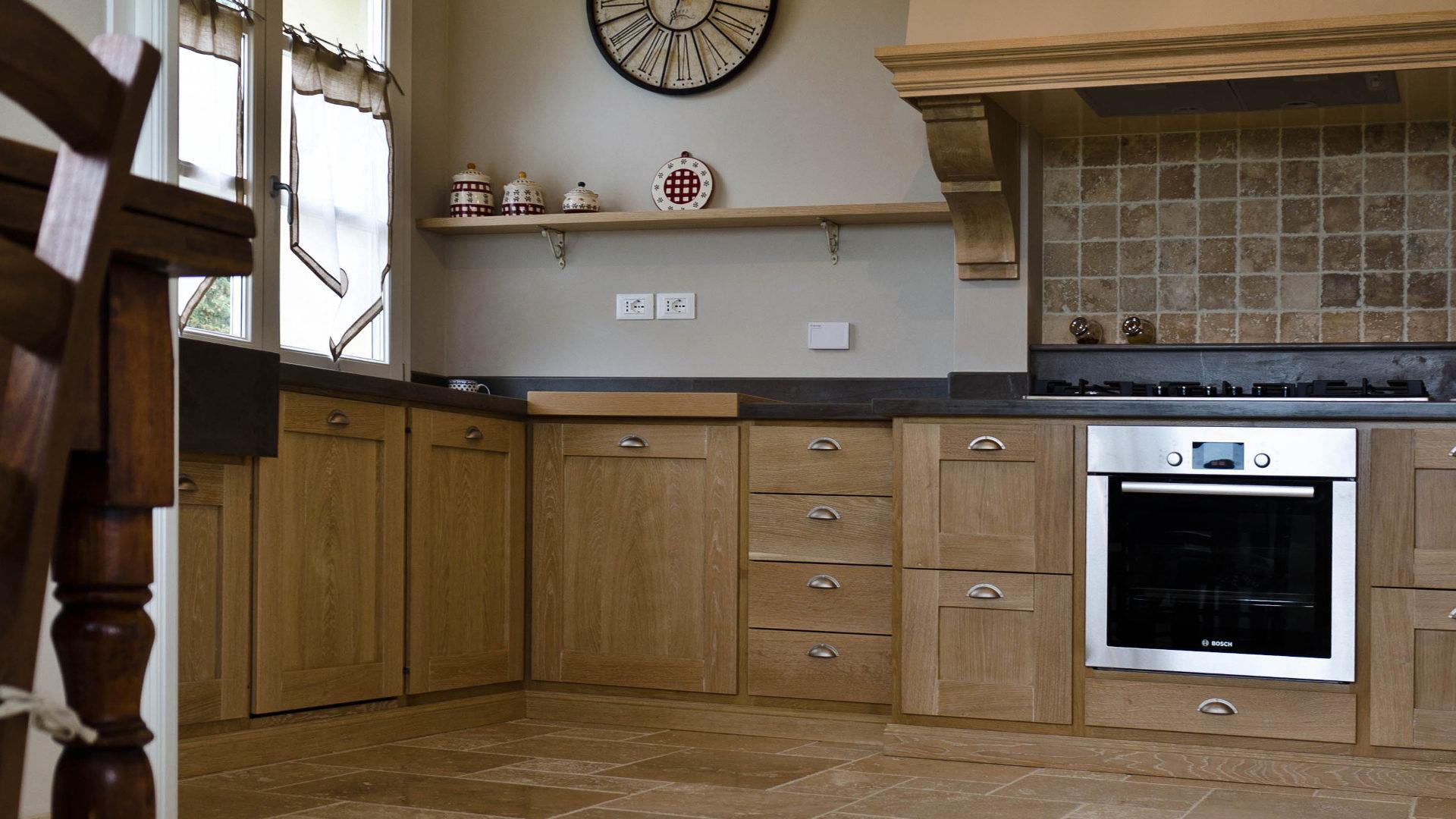 Mosaico per rivestimento cucina pietre di rapolano - Mosaico rivestimento cucina ...