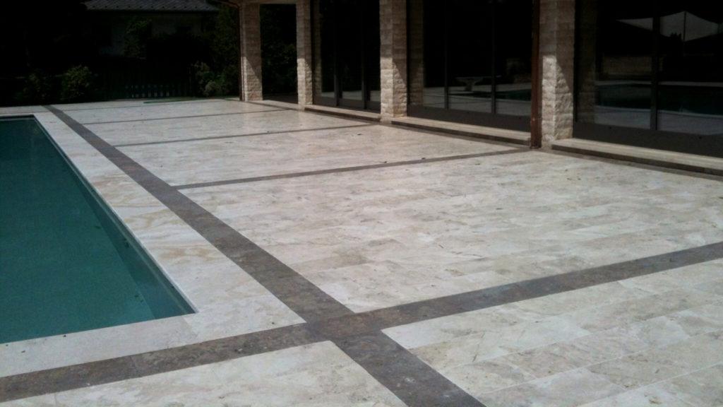 External floorings