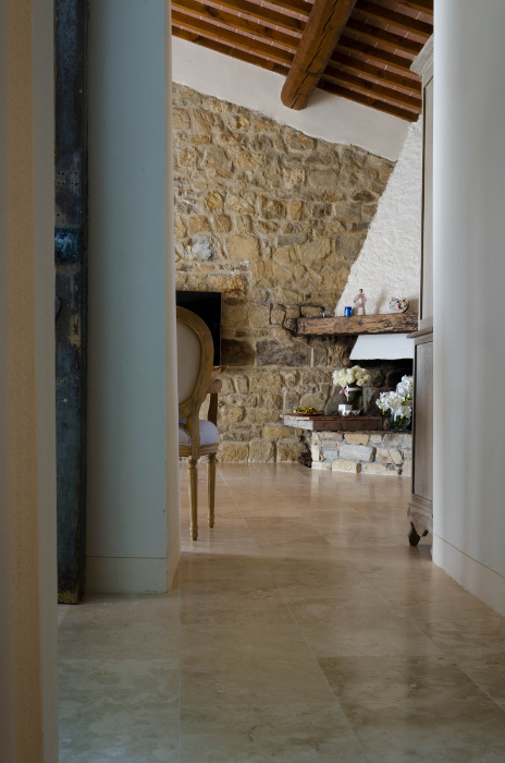 Picture of Floors and walls by Pietre di Rapolano