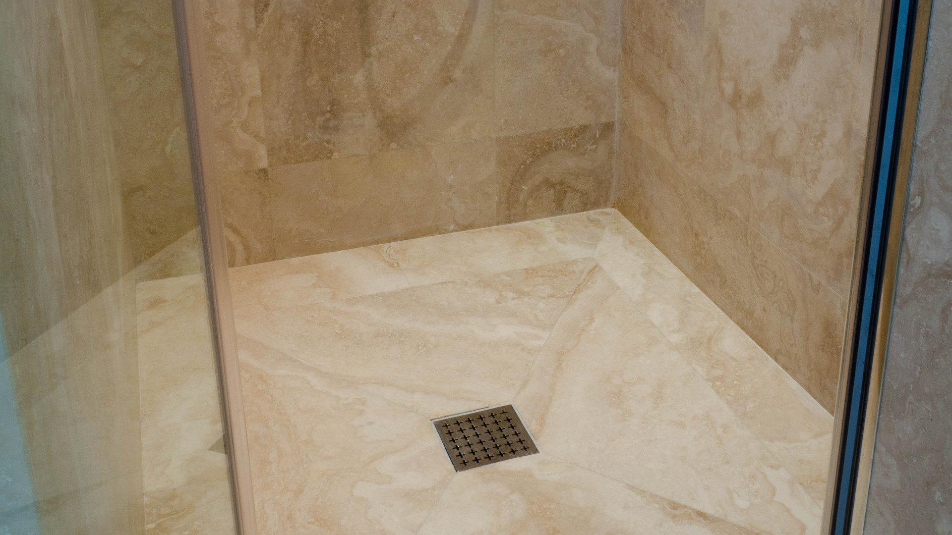 Piatti doccia in pietra naturale pietre di rapolano