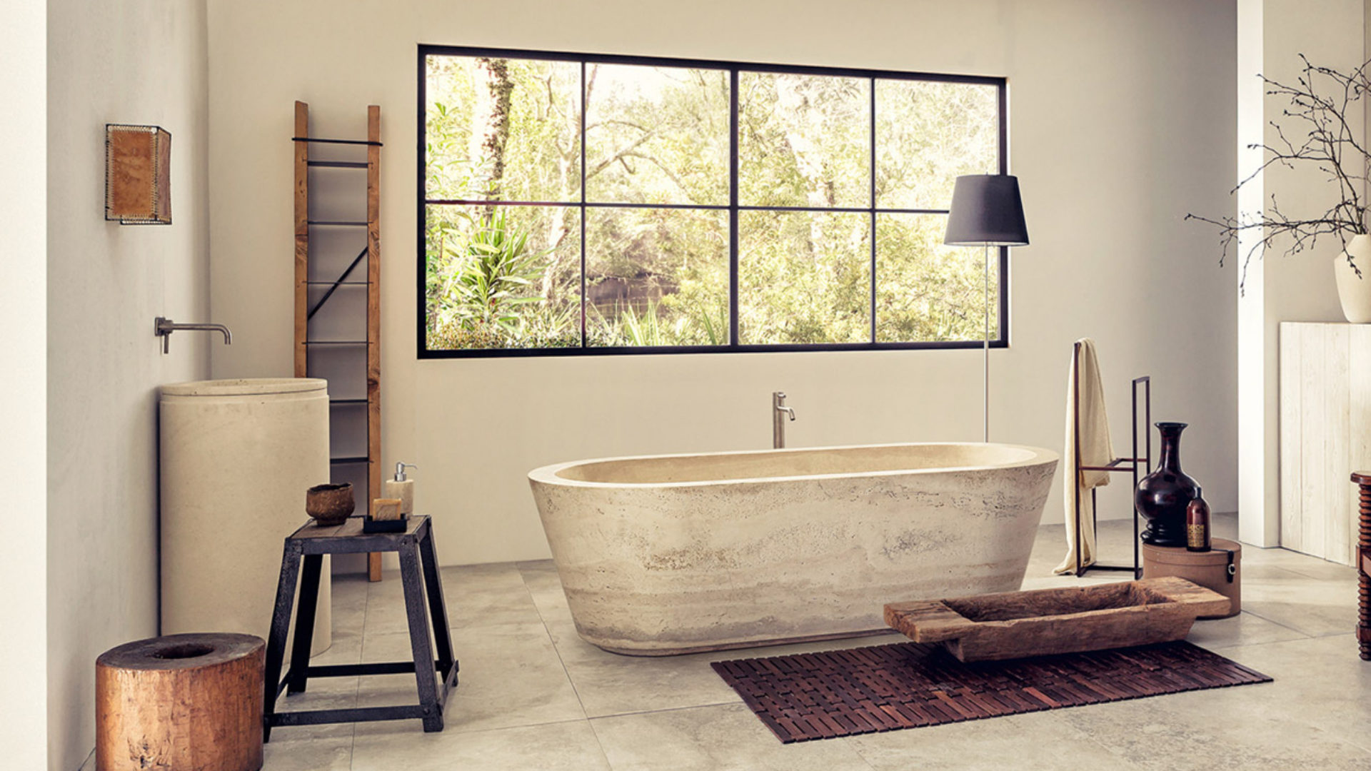 Vasca Da Bagno A Vista Prezzi : Vasche da bagno in pietra