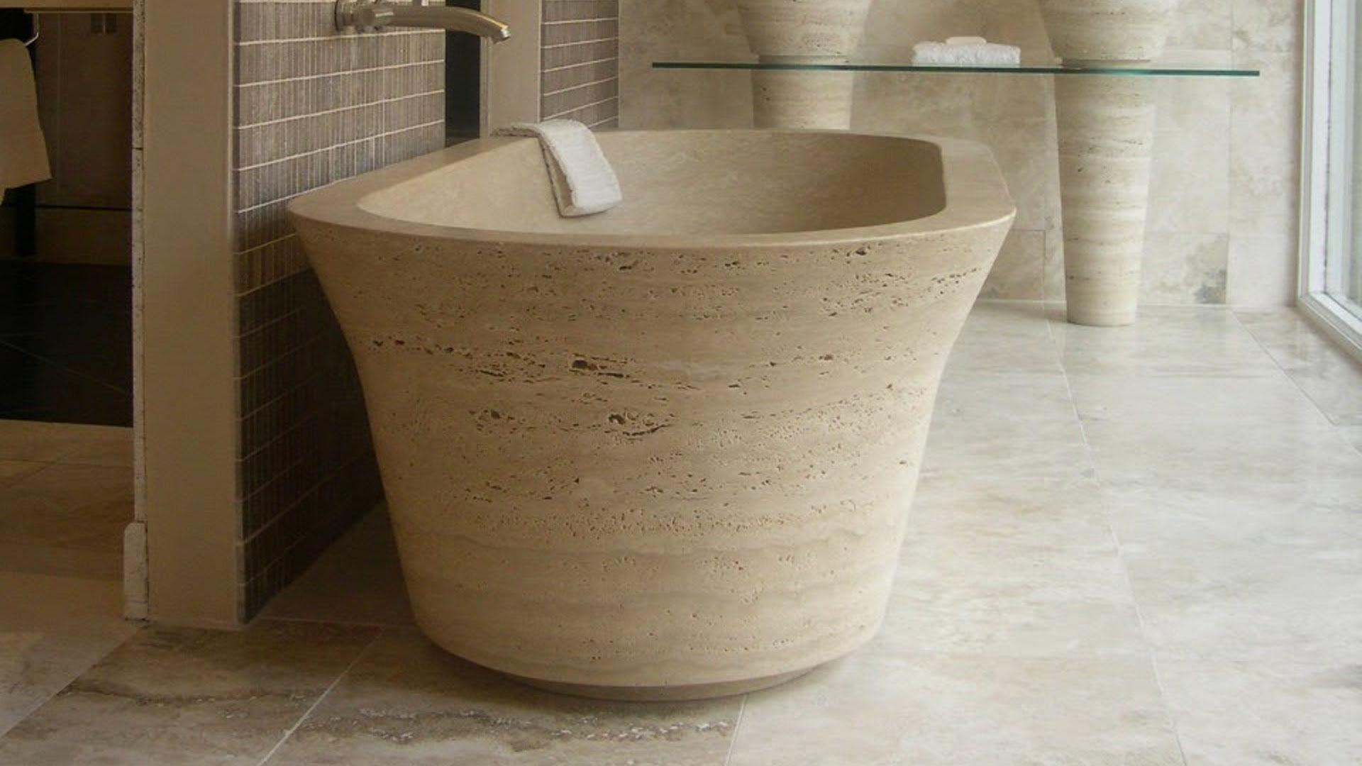 Vasca Da Bagno In Pietra Prezzo : Vasche da bagno in pietra pietre di rapolano