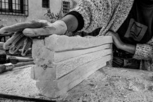 Segno concorso di scultura di pietre di rapolano