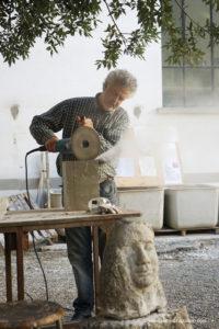 Segno concorso di scultura pietre di rapolano accademia di belle arti firenze