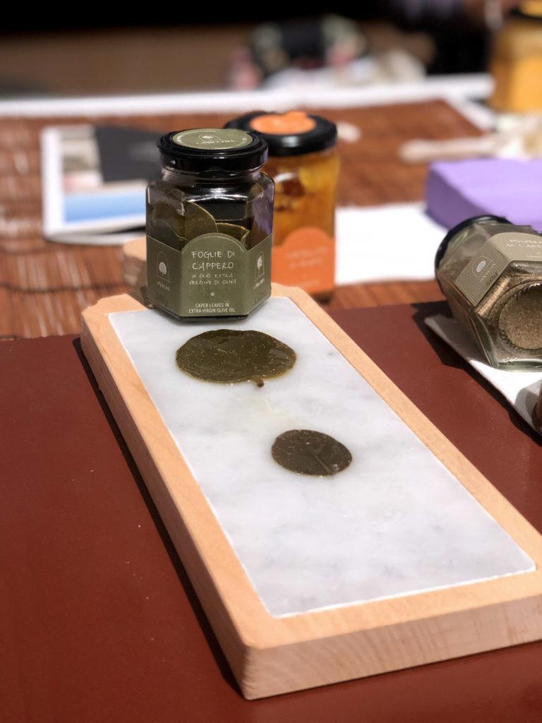 La nicchia pantelleria pietre di rapolano