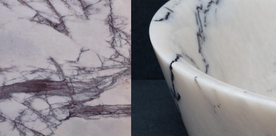 Lilac marmo