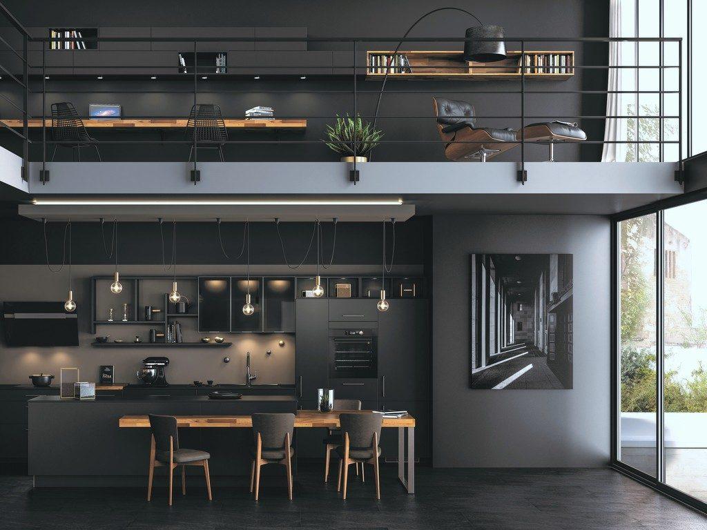 Mobili In Stile Gotico arredamento stile gotico dark: marmo nero in casa - pietre