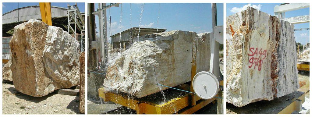 Pietre di rapolano travertine bagno rivestimenti bathroom villa michael bay cava quarry