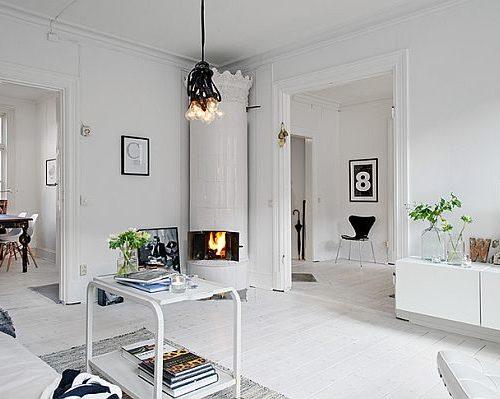 Scandinavia interior design