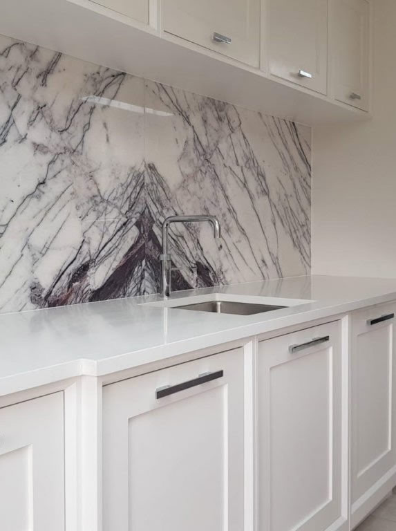 Picture of Marble kitchens by Pietre di Rapolano