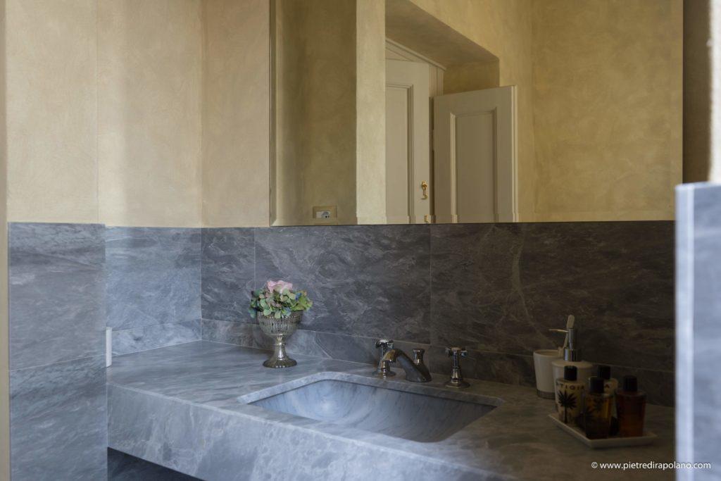 Marble baths