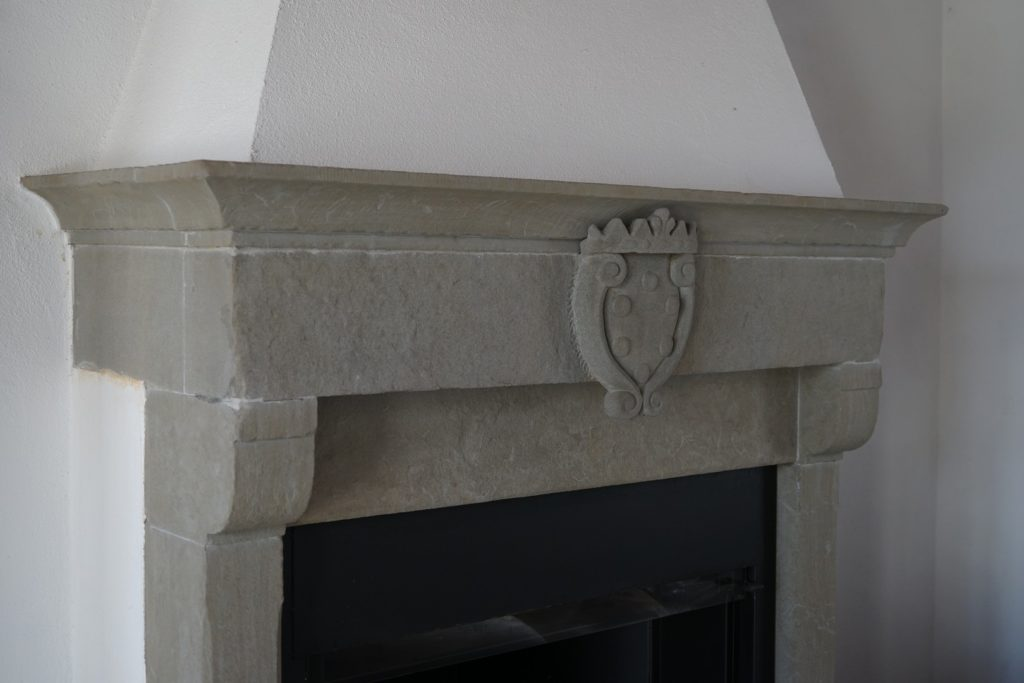Pietre di rapolano soggiorno marmo