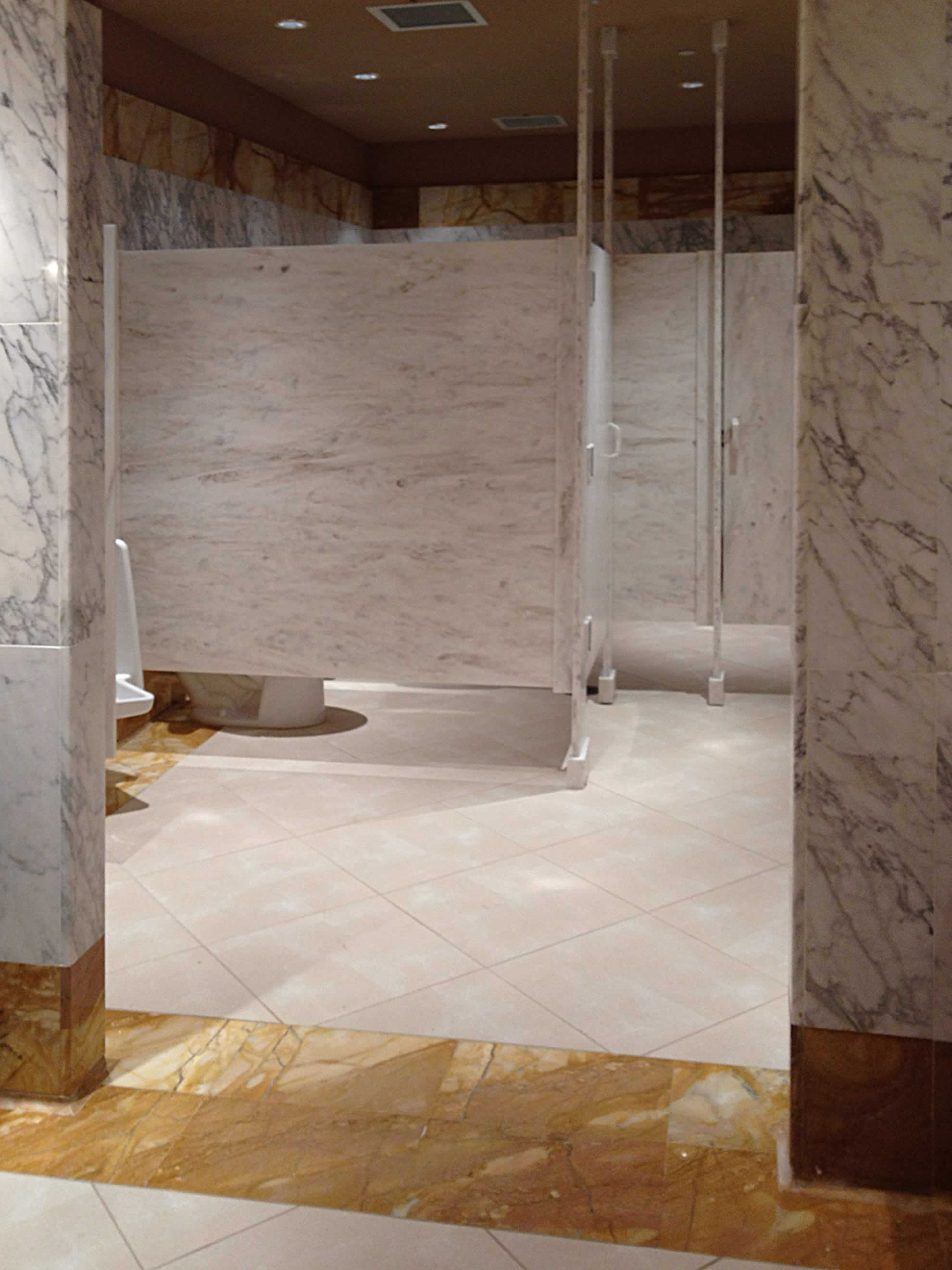 Picture of Marble baths by Pietre di Rapolano