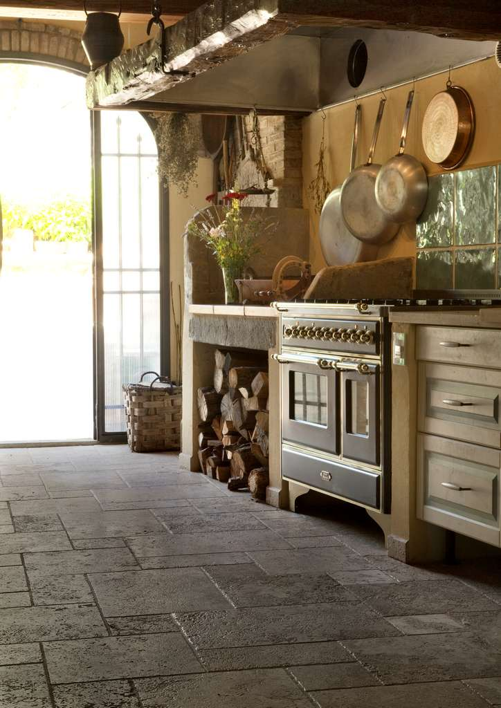 L\'uso del marmo in cucina - Pietre di Rapolano