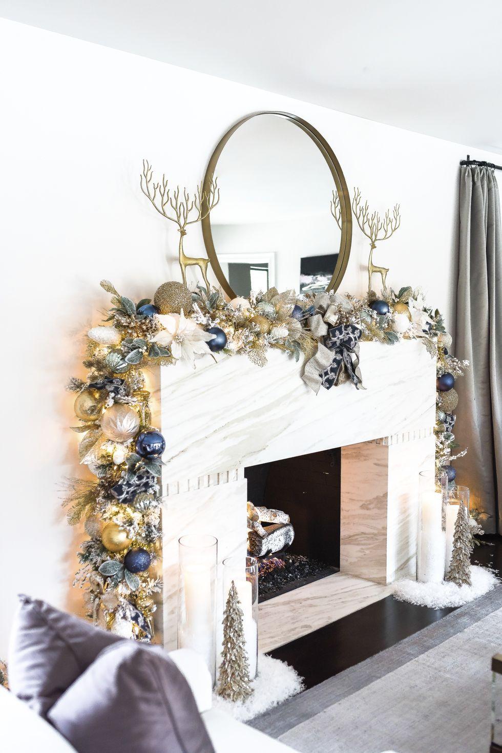 Decorazioni Natalizie Casa.Decorazioni Natalizie Per La Casa Come Arredare Casa Per Natale Pietre Di Rapolano