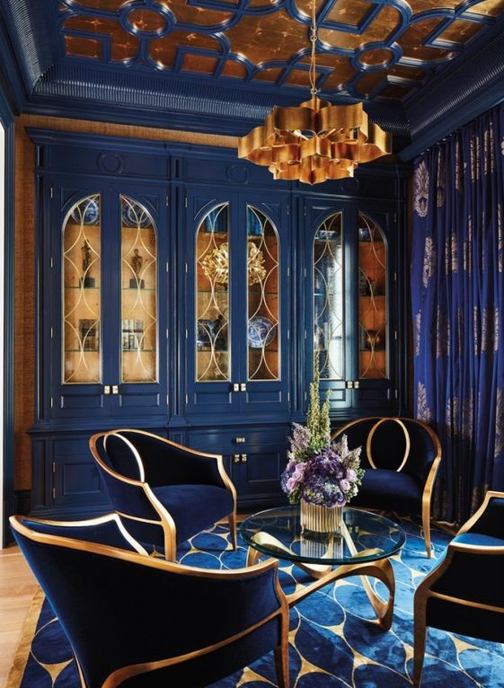 Colori moda pantone classic blue