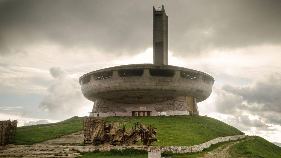 Ufo della bulgaria