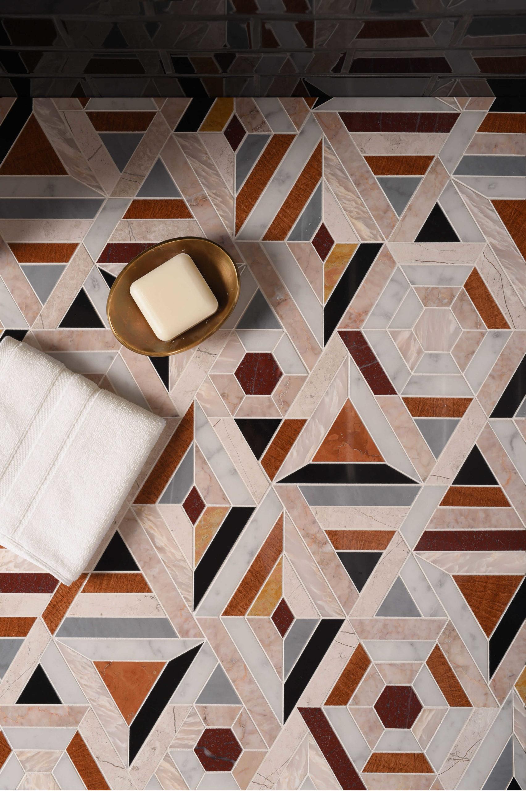 Design per pavimenti
