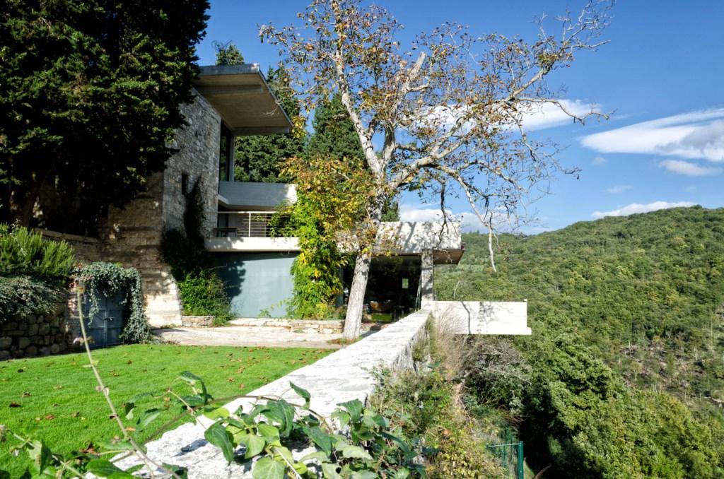Will Waddell esterni: architettura organica