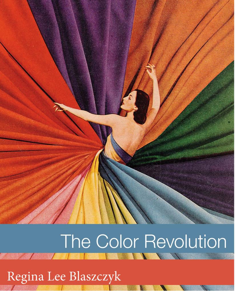 The color revolution libri sul colore