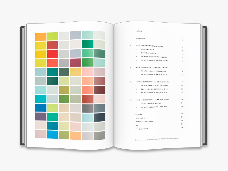 The anatomy of colour libri sul colore