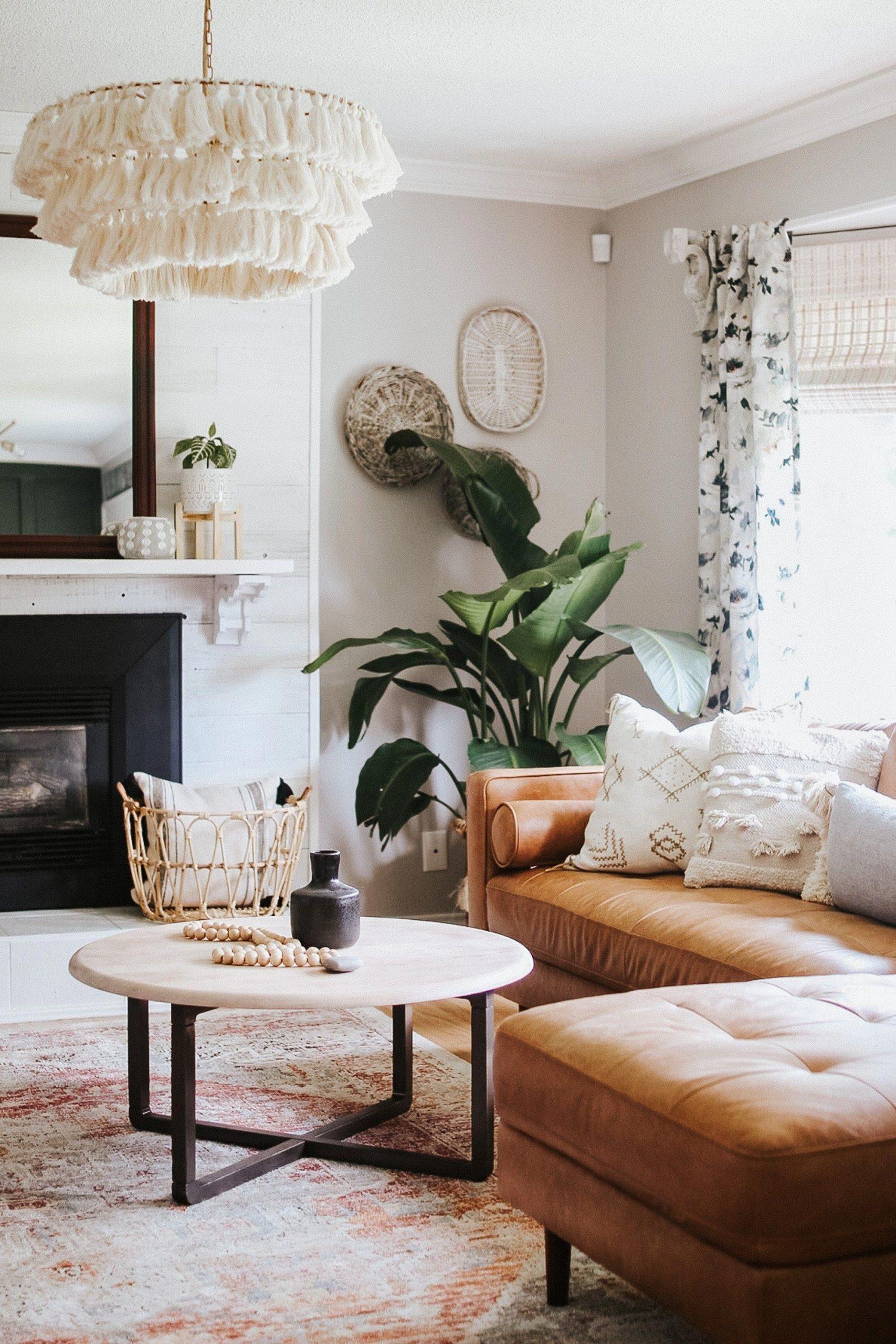 Idee per il soggiorno inverno