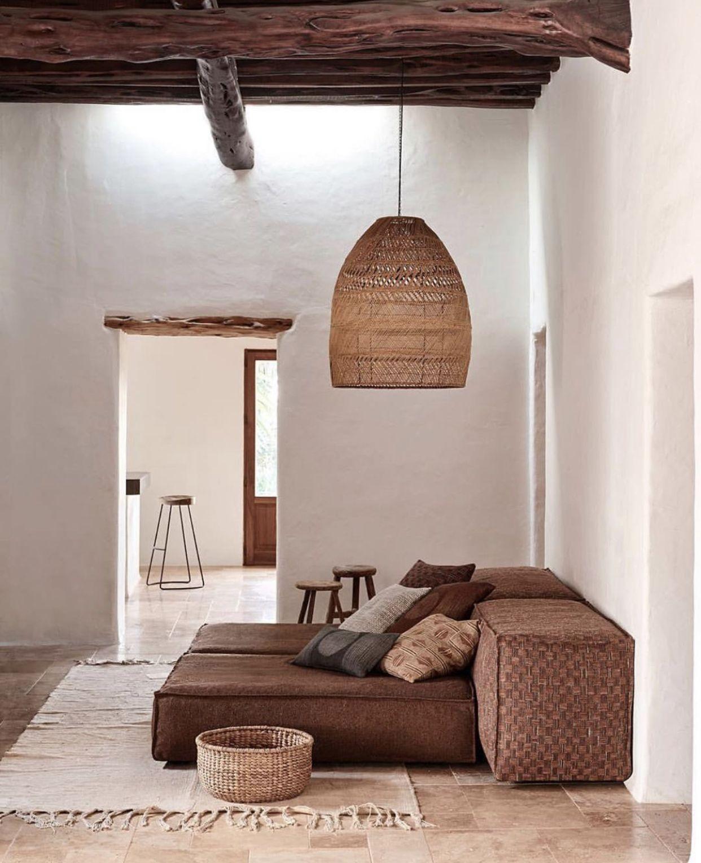 Idee per soggiorno minimalista