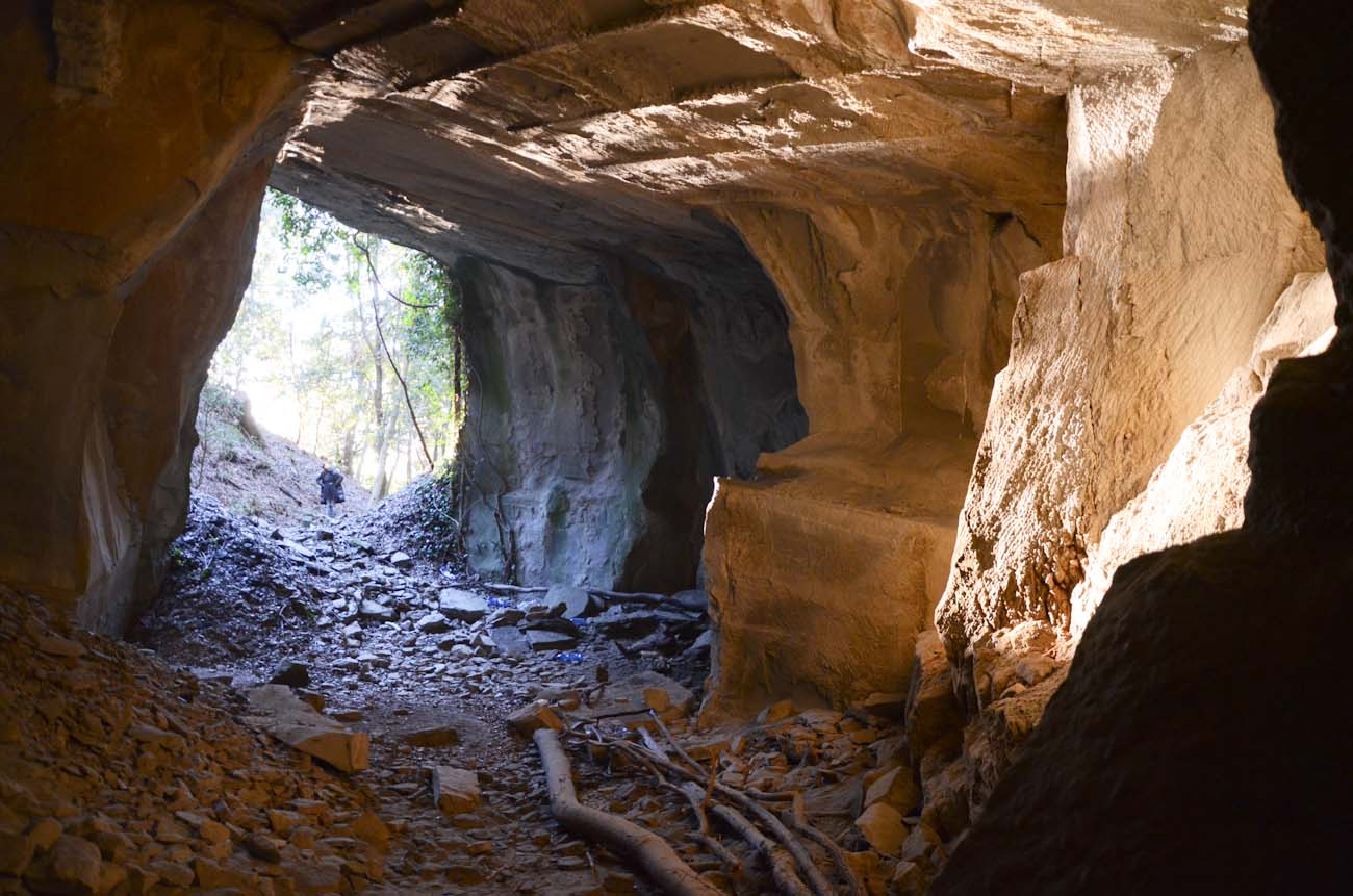 Cave montececeri