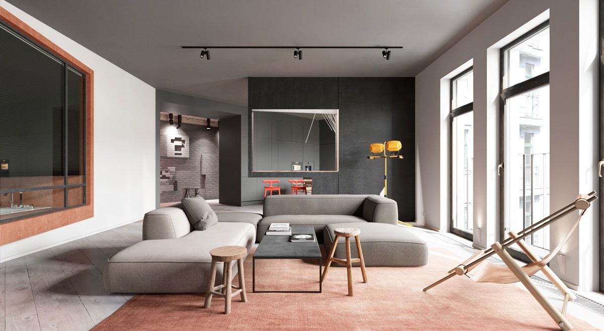 Design moderno trend