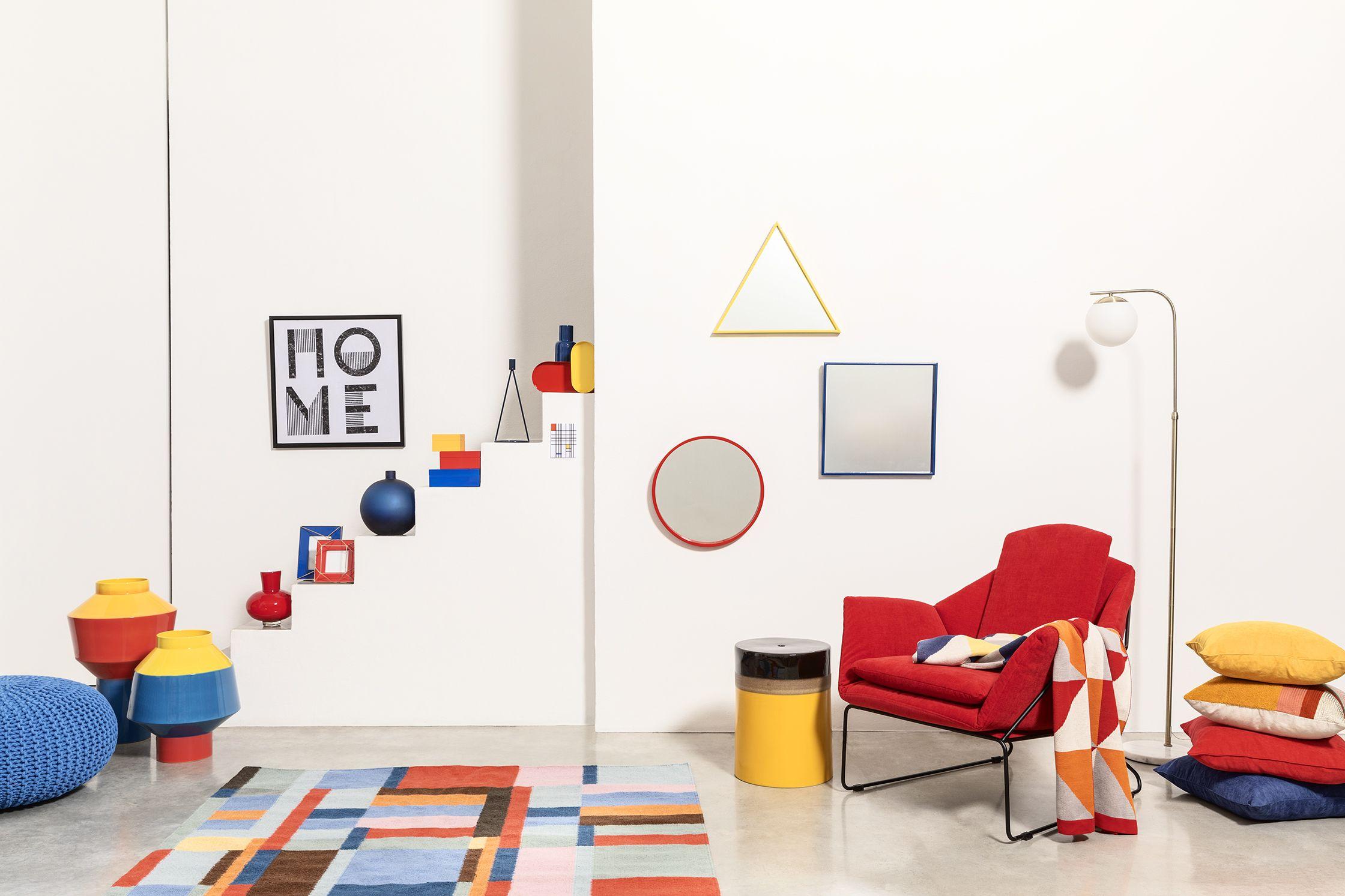 Interni moderni colore